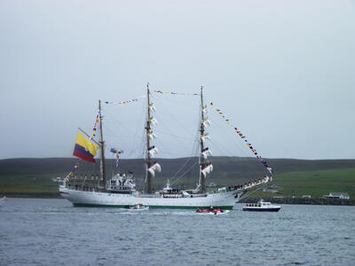 Planning Bid for Tall Ships 2023